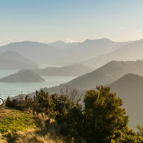 Marlborough Sounds by bike