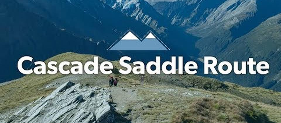 The Cascade Saddle Route is a 17km alpine crossing that connects West Matukituki Valley with the Dart Valley in Mt Aspiring National Park. It is a very chall...