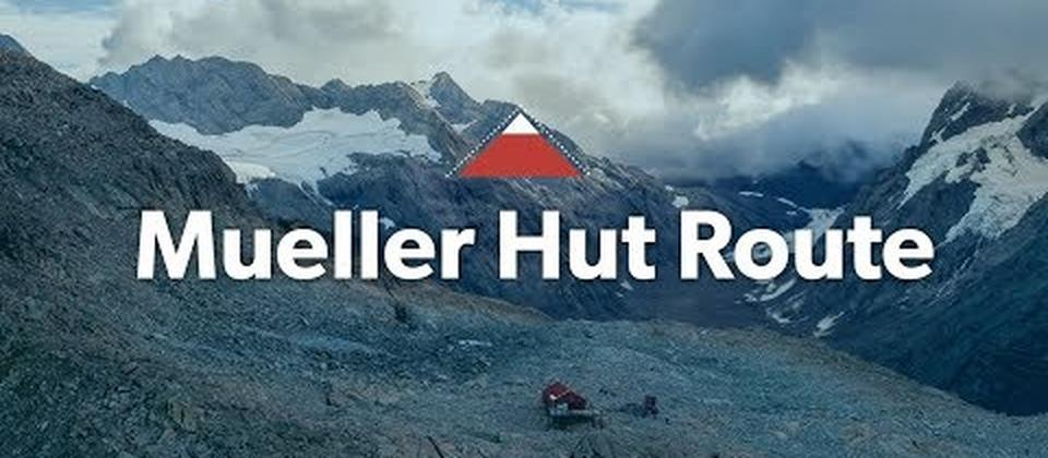 The Mueller Hut Route is one of the more advanced alpine tramps (hikes) in the Aoraki/Mount Cook Region and offers stunning scenery of the mountainous landsc...
