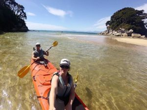 Kayaking the Abel Tasman