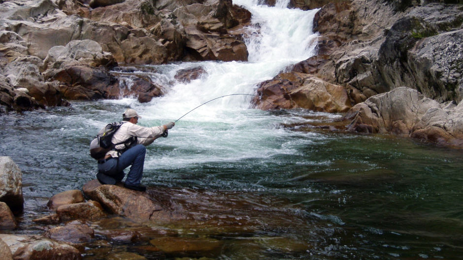 Go fly-fishing around Nelson in the South Island, New Zealand.