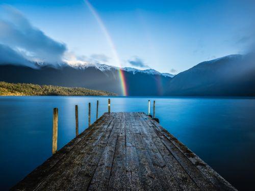 ネルソン・レイクス国立公園   ネルソン, ニュージーランド