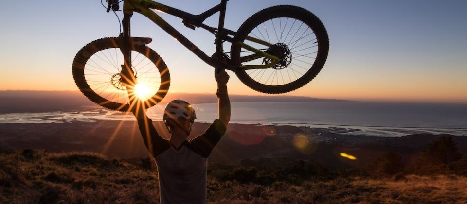 Mountain biking in Nelson Tasman