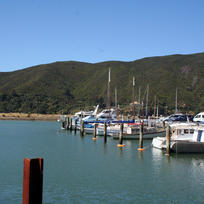 Havelock marina