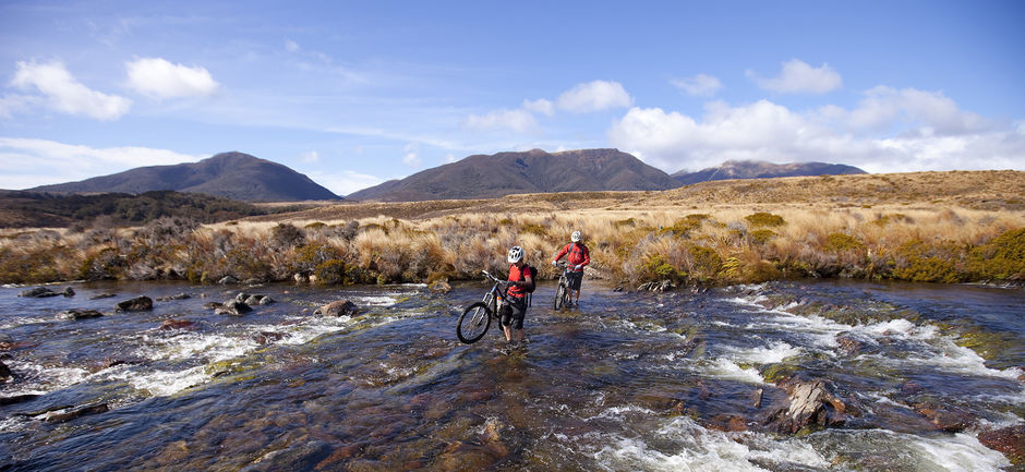 A classic amongst classics, this remote and challenging ride features stunning wilderness.