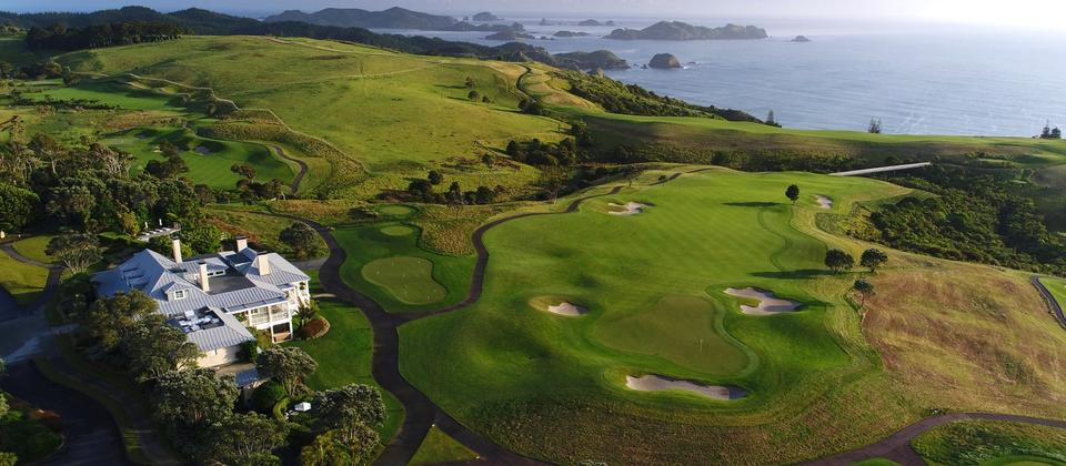 Kauri Cliffs, Northland