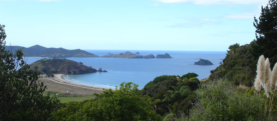 Matauri Bay and Cavalli Islands