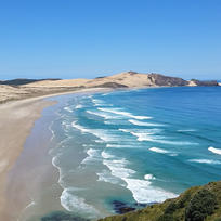 90 Mile Beach, Northland New Zealand