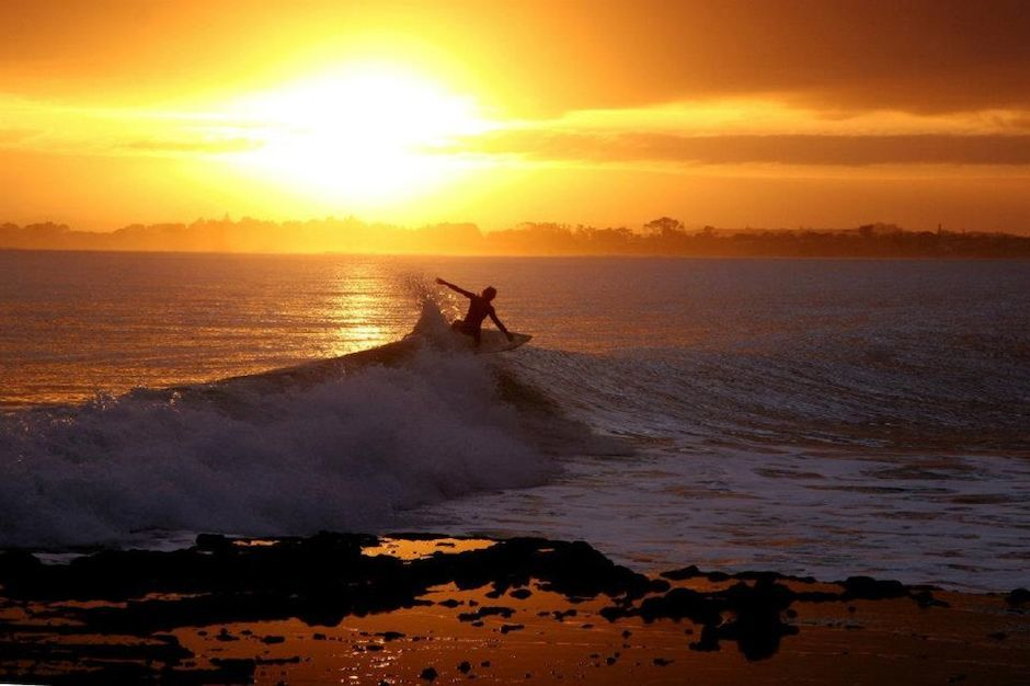 Northland's top surfing location