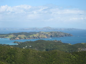 Cape Brett Trail