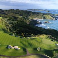 Kauri Cliffs Golf Course