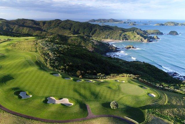 # Golf New Zealand
