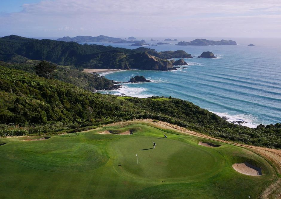 Kauri Cliffs ranked #49 in the World.