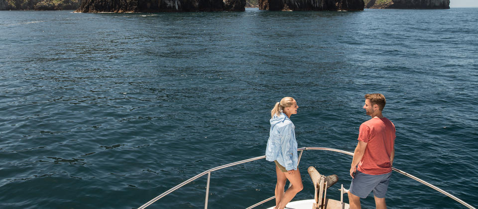 Discover Northland by boat