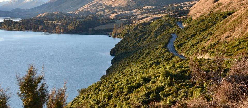 Beautiful scenic drive along the edges of Lake Wakatipu.jpg