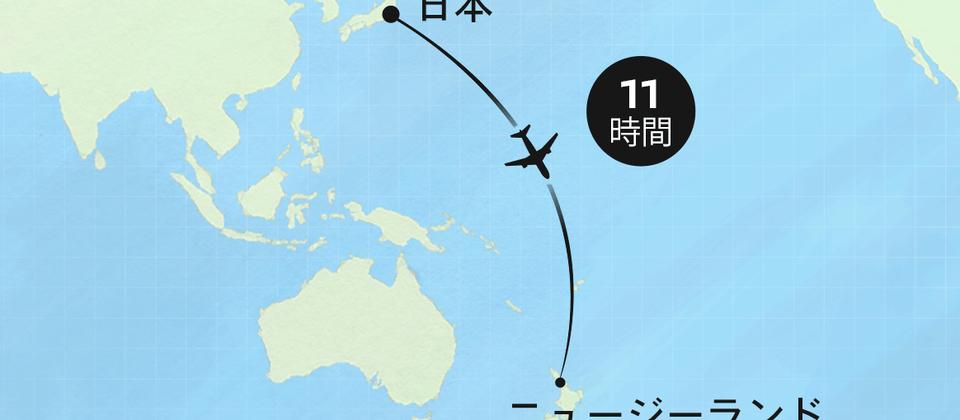 ニュージーランドのニュージーランドへのフライト   ニュージーランドの観光ハイライトとアクティビティ