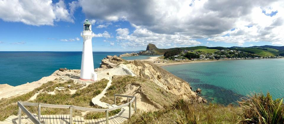 Castlepoint in the Wairarapa is well worth getting off the beaten track for