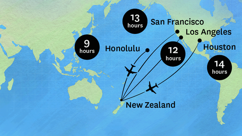 About Travel In New Zealand