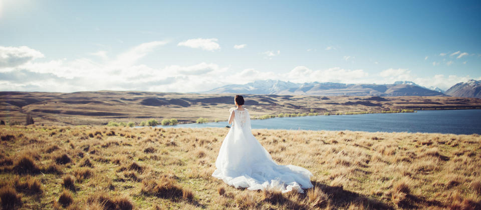 Lake Tekapo Wedding Photography
