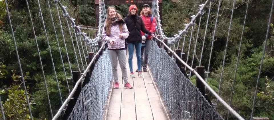 Scenic Swingbridge