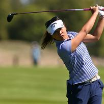 Young Kiwi golfer, Lydia Ko, is all praises for New Zealand's world-class golf courses.