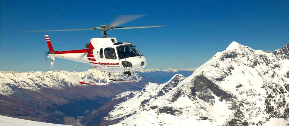 Explore Mt Earnslaw on our Lord of the Rings & Glacier Explorer flight.