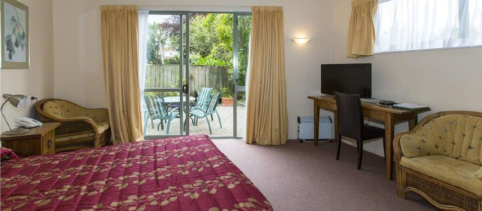 Fernhill Motor Lodge_Room