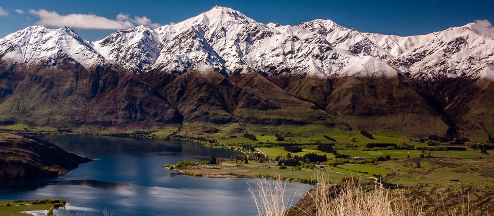 Queenstown in Spring