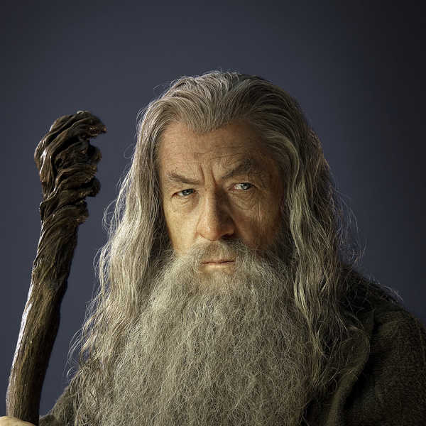 Gandalf - Sir Ian McKellan