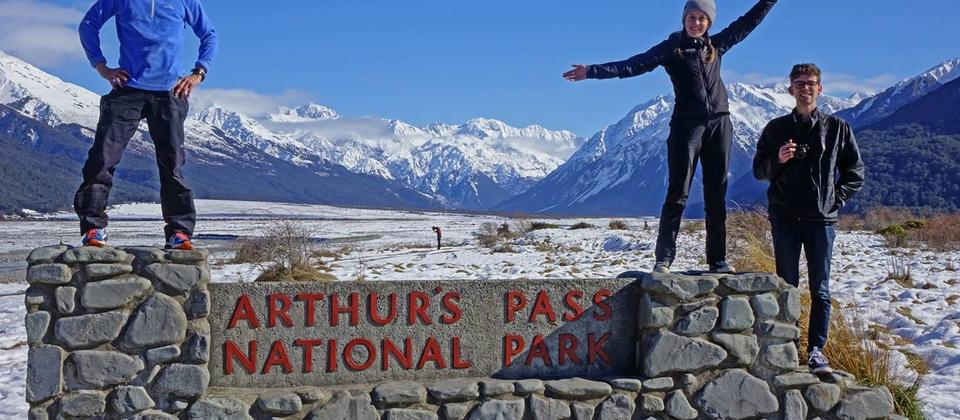 Arthurs Pass National Park- Adventure by Nature