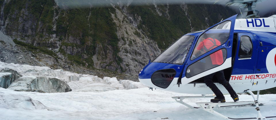 Franz Josef Heli Hike is a must do!