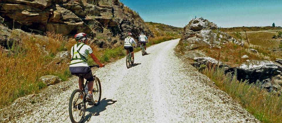 The Otago Rail Trail