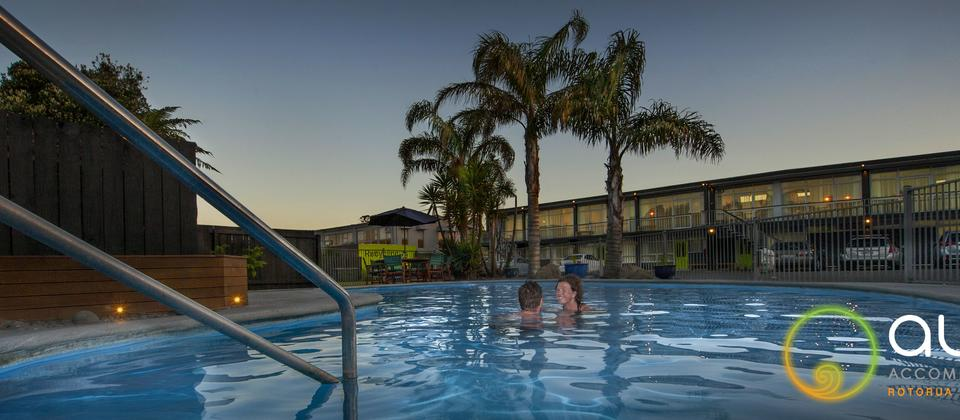 All year around heated swimming pool
