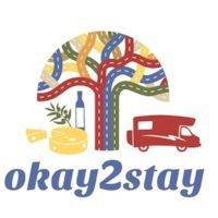 Okay2Stay logo