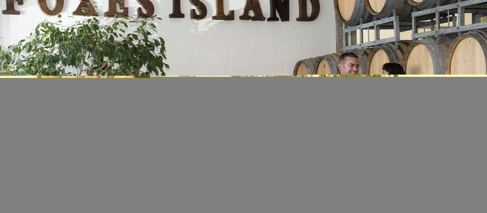 Foxes Island Wines City Cellar Door