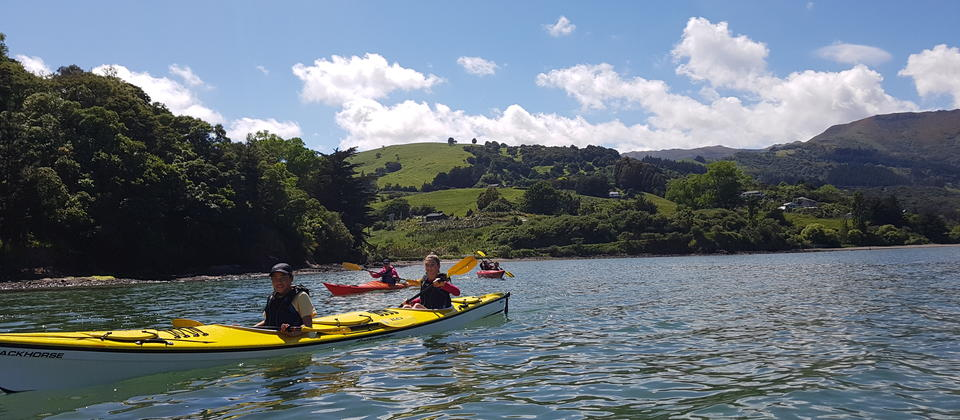 Seak Kayaking with Adventure by Nature