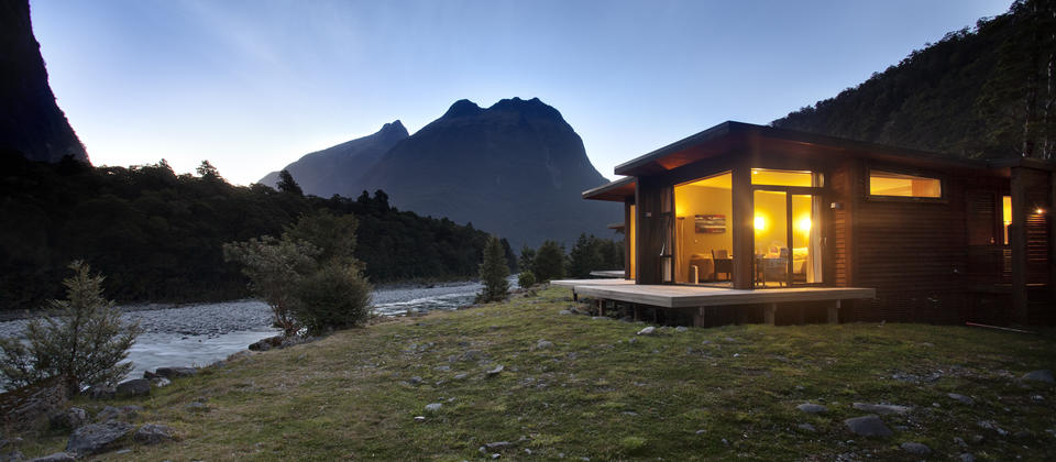 Located right in the heart of Milford Sound, make the most of the opportunity to truly experience Milford Sound and stay the night.