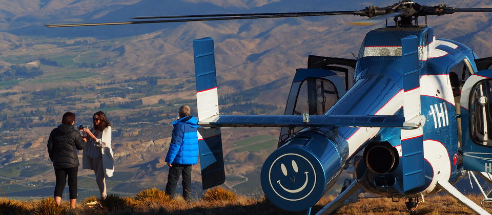 HELI9134 Heliview Flights 24 Ord Road Cromwell near Queenstown New Zealand 0800 HELICOPTER.JPG