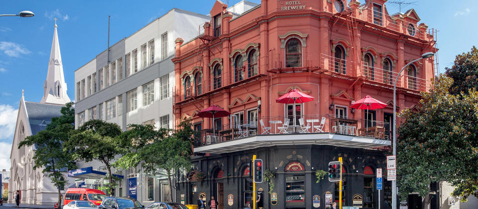 The Shakespeare Hotel Auckland - 