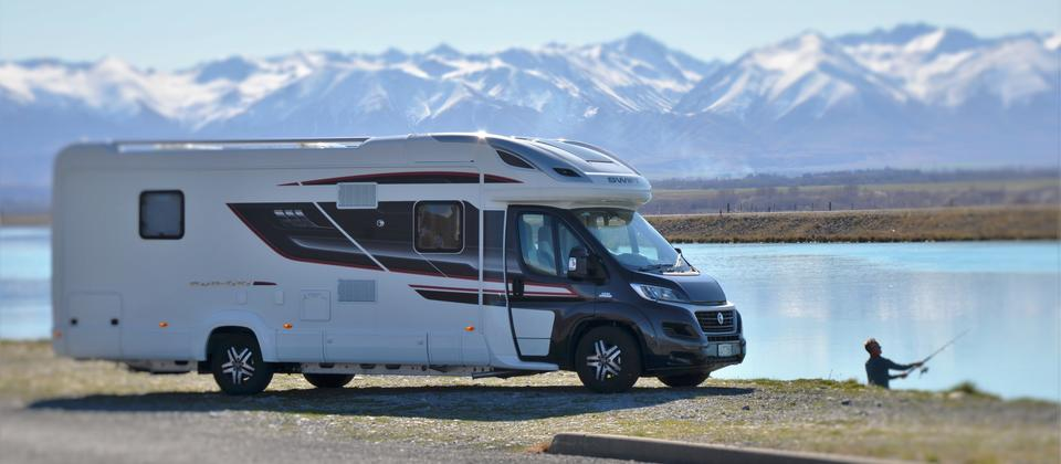 Iconic Motorhomes Kon-Tiki Black Edition