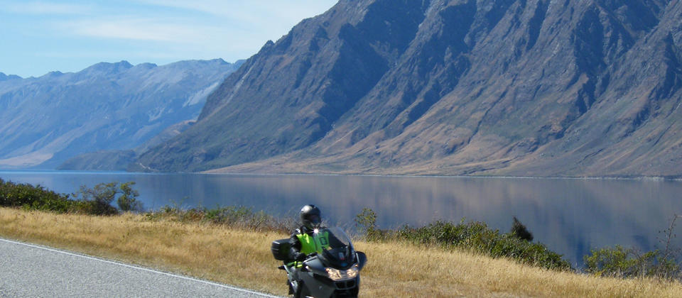 Riding beside Lake Hawea.jpg