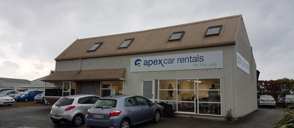Apex Car Rentals Nelson Airport