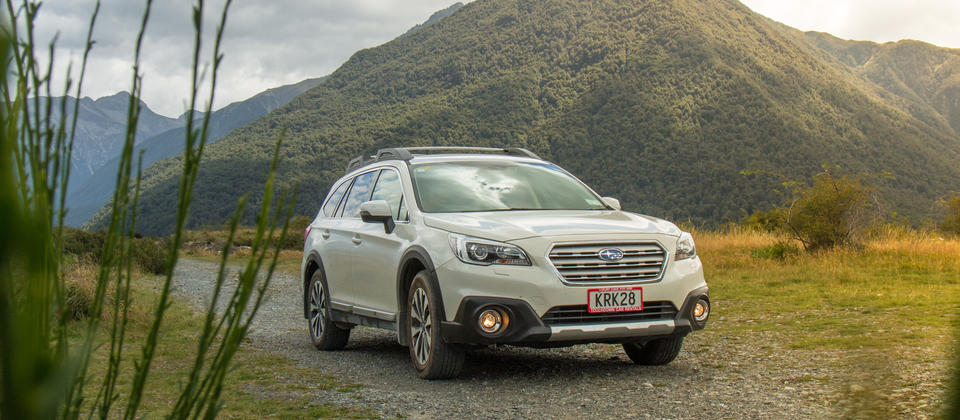 Ride free with the Subaru Outback