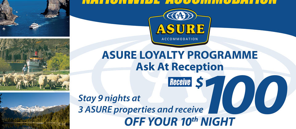 ASURE Nationwide Loyalty Programme