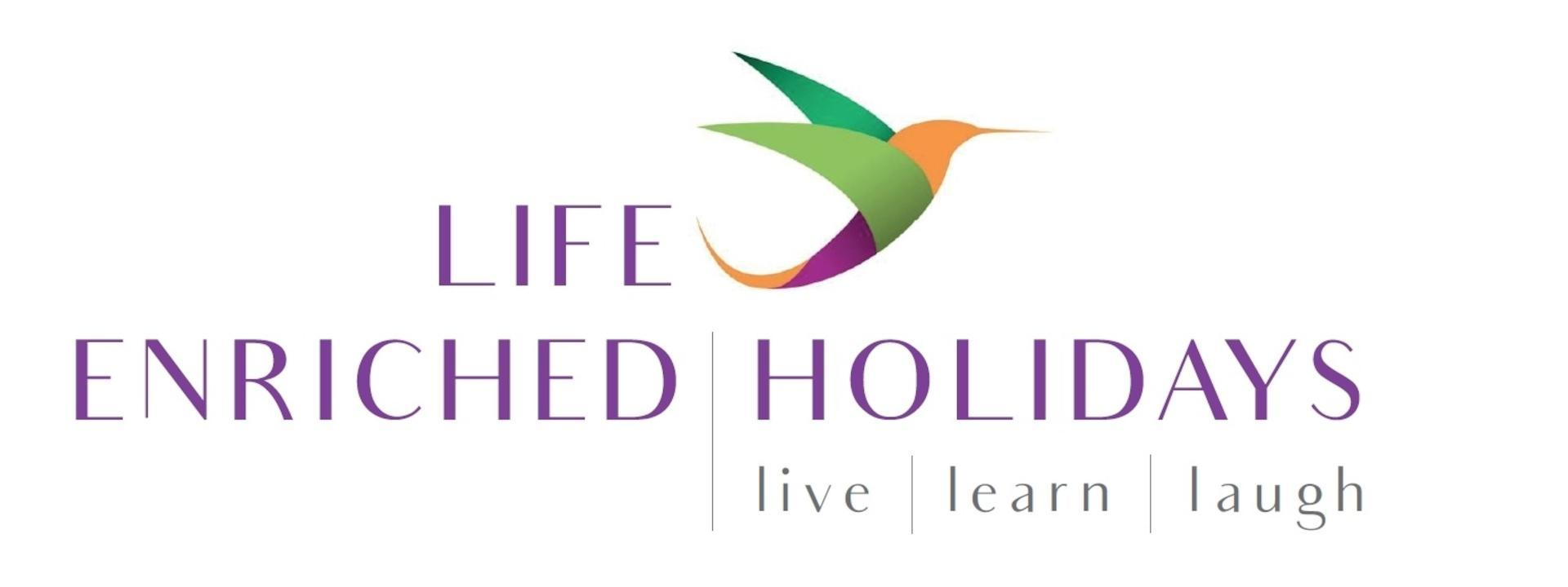 Logo: Life Enriched Holidays