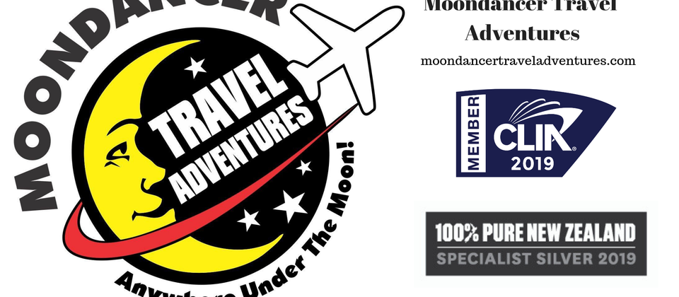 Kia ora! Moondancer Travel Adventures would love to help you book your New Zealand Travel Adventure.