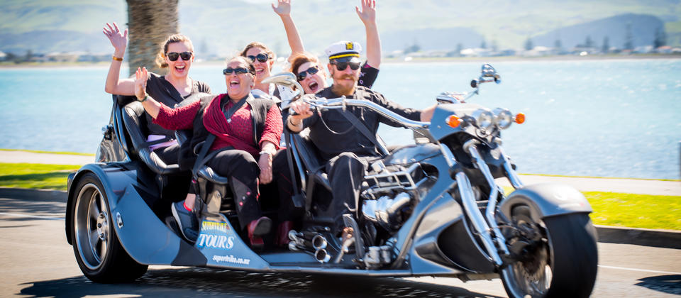 Always a fun time on the Supertrike Tours!