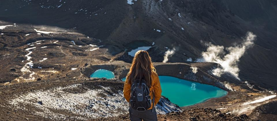 One of the best day walks in the world, featuring lava flows, turquoise lakes and absolutely breathtaking vistas.
