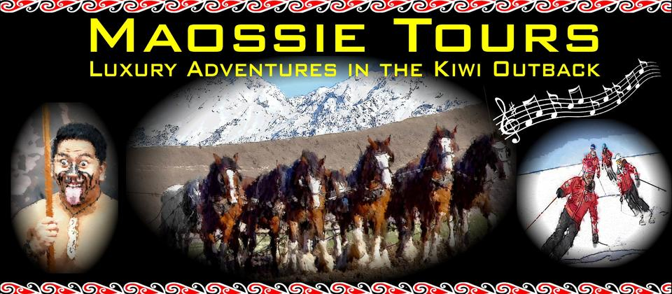 Maossie Tours: luxury adventures in the Kiwi outback