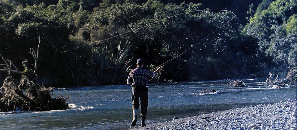 Fly Fishing in Fiordland